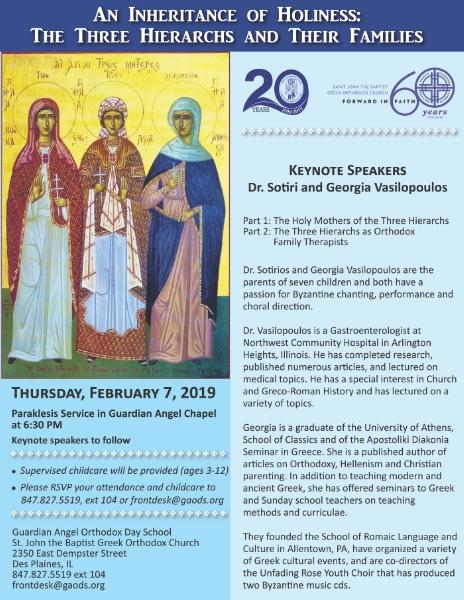 Guardian Angel Orthodox Day School